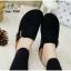 รองเท้าแฟขั่นสไตล์บู๊ด เสริมส้นน่ารัก พื้น solf comfort นุ่มแน่นใส่สบาย thumbnail 2