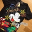 Lady Ribbon's Made Lady Micky Printed and Sequin Liz Hip-Hop Style T-Shirt Dress thumbnail 7
