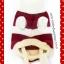 เสื้อน้องหมาไหมพรมสีแดงขาว พร้อมส่ง thumbnail 2