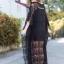 Chill-Out Soft Lace Kaftan Dress thumbnail 10