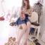 Sweet smocked Dress style kore thumbnail 2