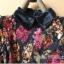 เสื้อลูกไม้เนื้อดีลายดอกไม้สีสวยสดใส thumbnail 2