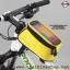 กระเป๋าพาดเฟรมหน้าใส่มือถือ ยี่ห้อ ROSWHEEL รุ่น 12496 L thumbnail 4