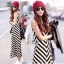 Sevy Arrow Stripes Maxi Dress thumbnail 7