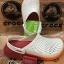 รองเท้า CROCS รุ่น LiteRide สีขาวพื้นส้ม thumbnail 1