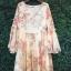 Lady Ribbon's Made Lady Sakura Chiffon Dress thumbnail 9