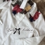 Lady Ribbon's Made Lady Jenna Rose Embroidered with Tassels Shirt thumbnail 5