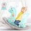 ม้าโยก ขาไถ 2in1 สีพาสเทลหวานแหวว มาทั้งสีฟ้าและสีชมพู ส่งฟรีพัสดุไปรษณีย์ thumbnail 1