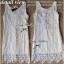 Lady Ribbon's Made Lady Lolita Sweet Sexy White V-back Lace Dress thumbnail 5
