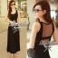 Lady Ribbon's Made Lady Beatrice Elegant and Glamourous Jersey Maxi Dress thumbnail 1
