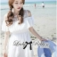 Lady Lara Sweet Casual Cotton Lace Mini Dress thumbnail 1