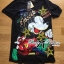 Lady Ribbon's Made Lady Micky Printed and Sequin Liz Hip-Hop Style T-Shirt Dress thumbnail 9