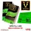OPPO F1s / A59 - ฟิล์มกระจกกันรอย วีซ่า Tempered Glass Protector