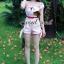 Cherry A Little Cuty Girl JumpSuite by Seoul Secret thumbnail 5