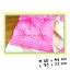 (พร้อมส่ง) ที่นอนสุนัข เบาะกระต่าย สีชมพู thumbnail 3