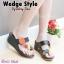 รองเท้าแฟชั่นสไตล์ fitflop แต่งดอกไม้หลายสีสวยงาม thumbnail 3