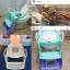 potty trainer รุ่นน้องเป่าเปา (ที่นั่งรองชักโครกพร้อม+กระโถน) thumbnail 1
