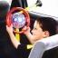 พร้อมส่ง ส่งฟรี พวงมาลัยหัดขับแบบตัวจุ๊บติดกระจกรถ Electronic Backseat Driver thumbnail 3