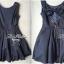 Lady Ribbon's Made Max Mara Lady Minnie Sweet Cut Out Back Ribbon Dress thumbnail 4