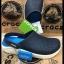 รองเท้า CROCS รุ่น LiteRide สีกรมพื้นฟ้า thumbnail 1
