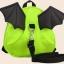 กระเป๋าเป้จูงเด็กกันหลง สีเขียว thumbnail 1