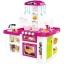 ชุดครัวของเล่นเด็กใหญ่ ๆ Multi functional kitchen play set พร้อมส่ง ส่งฟรี thumbnail 2