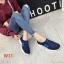 รองเท้าผ้าใบแฟชั่นเพื่อสุขภาพเนื้อผ้ายืดหยุ่นสวมใส่สบาย thumbnail 2