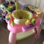 entertainer & เป็นเก้าอี้กิจกรรมหมุนได้ 360องศา มีแผ่่นเด๋งดึ๋ง /Baby Bounce bounce chair thumbnail 4
