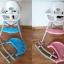 เก้าอี้กินข้าว 3 in 1 ปรับเป็นเก้าอี้โยกเยกได้ ระบุสีฟ้า หรือชมพู นะค่ะ thumbnail 3