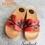 รองเท้าแฟชั่น สไตล์ HERMES รองเท้าแตะแบบสวมพื้นนิ่มใส่สบาย thumbnail 2