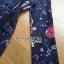 Lady Ribbon's Made Lady Caroline Funny Space Odyssey Printed Shirt Dress thumbnail 17