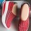 รองเท้าเพื่อสุขภาพลายสานแบบใหม่ใส่นุ่มสบายเท้า thumbnail 4