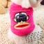 (พร้อมส่ง) เสื้อกันหนาวสุนัข Paul Frank สีชมพู thumbnail 2
