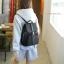 กระเป๋าเป้ที่สาวๆกะลังฮิตกันม๊ากมาก วัสดุ Nylon Polyester Fabric thumbnail 3