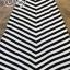 Sevy Arrow Stripes Maxi Dress thumbnail 9