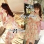 Lady Ribbon's Made Lady Sakura Chiffon Dress thumbnail 5
