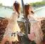 Lady Ribbon's Made Lady Sakura Chiffon Dress thumbnail 6