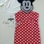 &#x2605Mickey polka dot apron set&#x2605 thumbnail 7