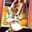 Seoul Secret Say's Tropical Blossom Playsuit thumbnail 5