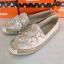 รองเท้าลำลองน้ำหนักเบาแต่ดอกไม้ด้านหน้าน่ารักมาก thumbnail 1