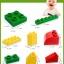 ตัวต่ออิสระ DIY Creative สำหรับเด็กเล็กต่อได้อิสระ 72 ชิ้น thumbnail 4
