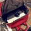 backpack กระเป๋าสะพายรุ่นตอกหมุดสไตล์แบรนด์วัสดุคุณภาพหนัง pu thumbnail 4