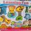 เขย่ามือ เด็กเล็ก Baby Rattle learning fun 8 ชิ้น ส่งฟรี thumbnail 2