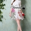 Vivivaa recommend Tropical embroider dress thumbnail 10