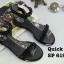 รองเท้าแตะแฟชั่น แบบสวมรัดข้อเท้าแต่งโซ่ด้านหน้า thumbnail 1
