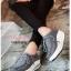 รองเท้าแฟชั่นเพื่อสุขภาพรุ่นหนังกลับน้ำหนักเบา thumbnail 4
