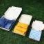 C003 กล่องลูกฟูก ขนาด 17.5*17.5*4 ซม. (20 ใบ) thumbnail 3