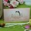 SCT 92101 การ์ดแต่งงานสองพับ สีชมพู thumbnail 1