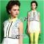Lady Ribbon's Made Lady Gia Summer Pretty Floral Yellow Set thumbnail 7