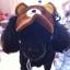 หมวกน้องหมาแฟนซี รัลัคคุมะ พร้อมส่ง thumbnail 1